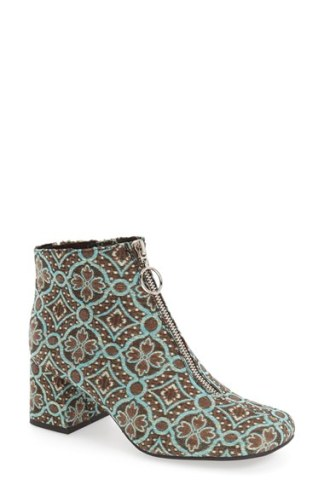 JC embroidered boot