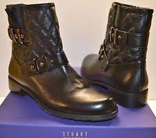 stuart weitzman short boots